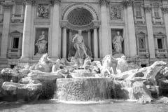 Free Trevi Fountain Royalty Free Stock Photography - 7921317