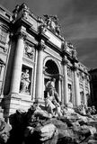 Trevi fountain Royalty Free Stock Image