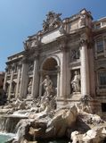 trevi fountain Royalty Free Stock Photo