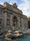 Trevi Fountain. Italy travel vacation water Rome Stock Photos