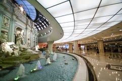 Trevi fountain replica Stock Photography