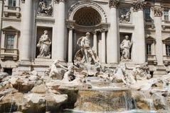 Trevi Fountain Stock Image