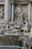Trevi Fountain Roma Royalty Free Stock Photography