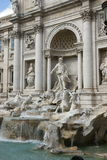 Trevi Fountain Roma Royalty Free Stock Photos