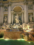 Trevi fountain, Rome Stock Photography