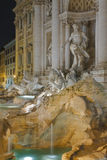 Trevi Fountain, Rome Royalty Free Stock Photos