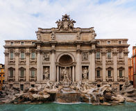 Free Trevi Fountain, Rome Royalty Free Stock Images - 17458089