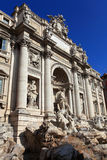 Trevi Fountain.Rome Stock Image