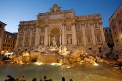 Trevi Fountain Rome Royalty Free Stock Image