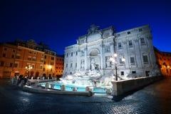 Trevi fountain, Rome Stock Photos