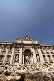 Trevi Fountain in Rome, Italy. Fontana di Trevi, Rome, Italy Stock Image