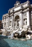 Trevi Fountain in Rome, Italy Royalty Free Stock Image
