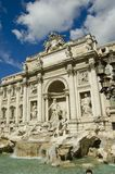 Trevi Fountain in Rome, Italy Stock Photography