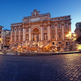 Trevi Fountain, Rome - Italy Royalty Free Stock Photo