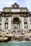 Trevi Fountain Rome Italy Royalty Free Stock Photo