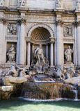 Trevi Fountain Rome Italy Royalty Free Stock Photography