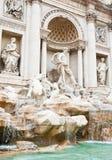 The Trevi Fountain, Rome, Italy Royalty Free Stock Photos