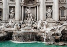 Trevi Fountain, Rome, Italy Royalty Free Stock Photos