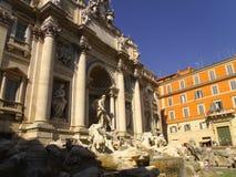 Trevi Fountain royalty free stock photography
