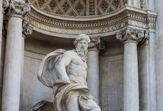 Trevi Fountain, Rome, Italy Stock Photo