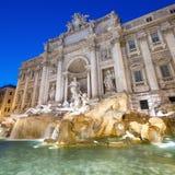 Trevi Fountain, Rome - Italy Stock Image