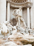 The Trevi Fountain, Rome, Italy Royalty Free Stock Photo