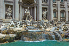 Trevi Fountain, Rome, Italy Royalty Free Stock Photo