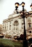 Trevi Fountain in Rome, Italy Royalty Free Stock Photo