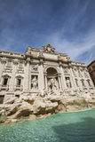 Trevi Fountain in Rome, Italy. Stock Photography