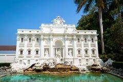 Trevi fountain rome Royalty Free Stock Photography