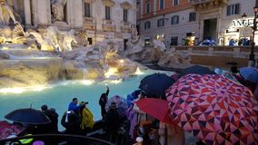 Trevi Fountain, water, tourism, tourist attraction, water feature stock photos