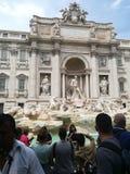 Trevi Italien Stockfotografie