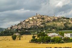 Trevi (Umbria) Stock Images