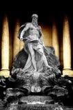 Trevi-springbrunn i Rome Royaltyfri Bild