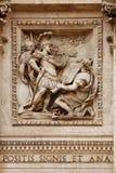 Trevi-springbrunn Rome Royaltyfri Fotografi