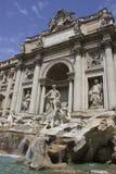 Trevi-springbrunn, Rome, Italien Royaltyfri Bild