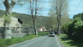 Trevignano Romano, Lazio, Italy stock video