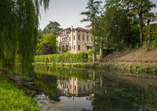 Treviso, cidade Itália Imagens de Stock