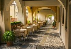 Treviso, città Italia fotografia stock libera da diritti
