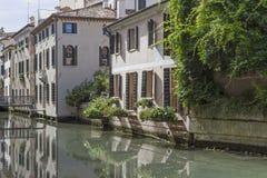 Treviso en Véneto fotografía de archivo libre de regalías
