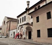 Treviso Italien arkivfoton