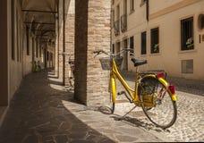 Treviso stad Italien Arkivbilder