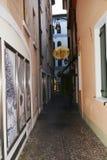 Treviso streets, Italy stock photos