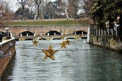 Italy, Treviso città d` arte. royalty free stock photos
