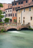 Treviso, town Italy Royalty Free Stock Images
