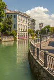 Treviso, town Italy Royalty Free Stock Photo