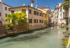 Treviso, town Italy royalty free stock image