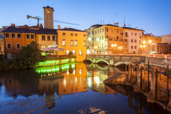 Treviso, town Italy Stock Photo