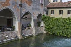 Treviso in Venetien lizenzfreie stockfotos