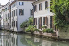 Treviso in Veneto stock image